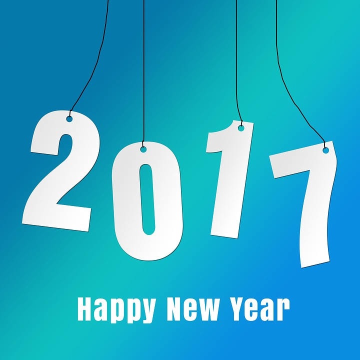 logo happy new year gratuit