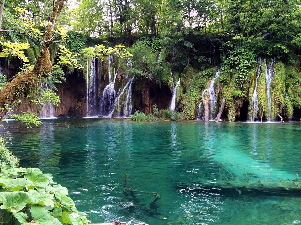 Berühmt Plitvice Lakes Croatia Natural · Free photo on Pixabay &OQ_24