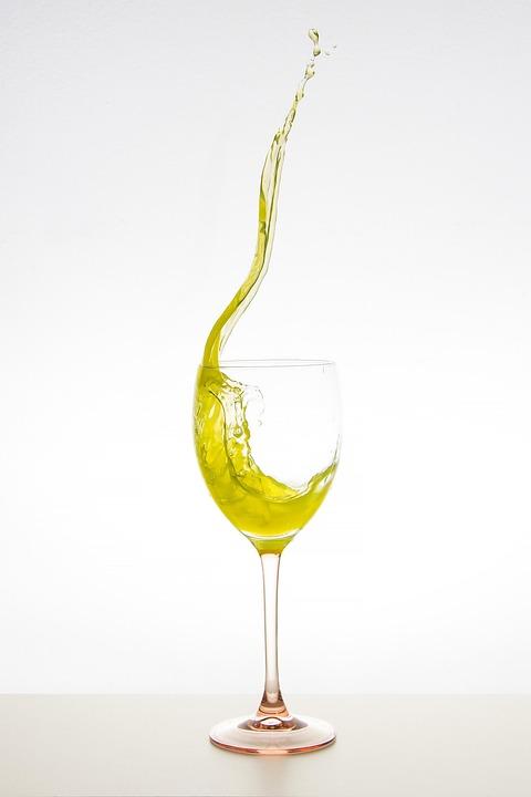 Drink, Fluid, Liquid, Glass, Refreshment, Juice, Splash