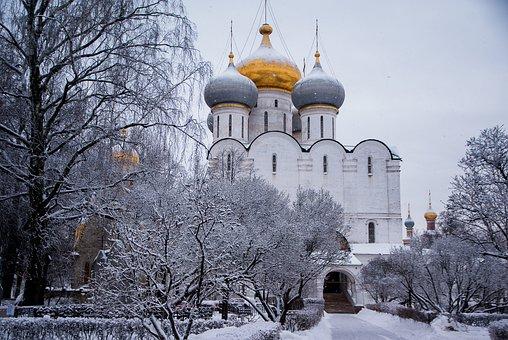 Москва, Монастырь, Православная, Церковь