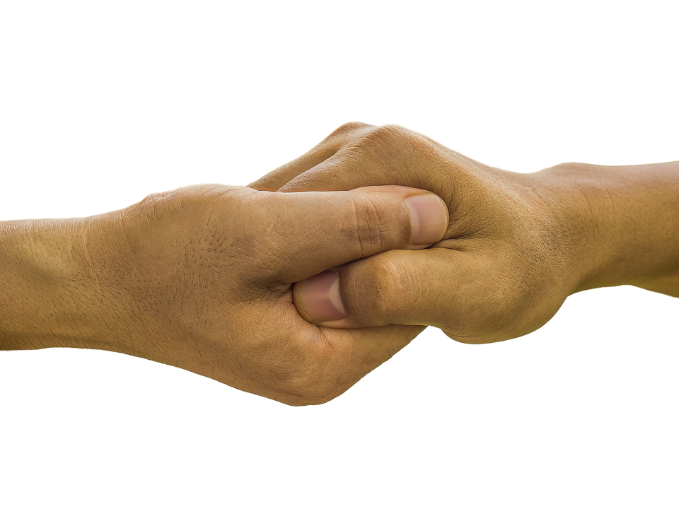 Hands, Palm In Palm, Hand, Palm, Greeting, Meeting