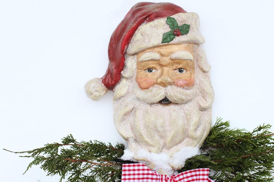 santa santa claus christmas holiday winter red - Santa Santa Claus