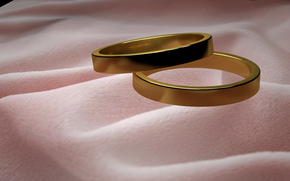 Free photo: Rings, Gold, Golden Ring, Jewellery - Free Image on ...
