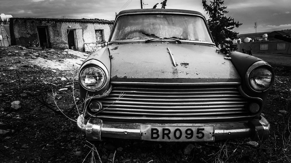 Old Car Rusty Abandoned · Free photo on Pixabay