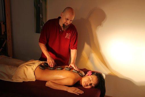 Wellness, Massage, Hot Stone, Chillout