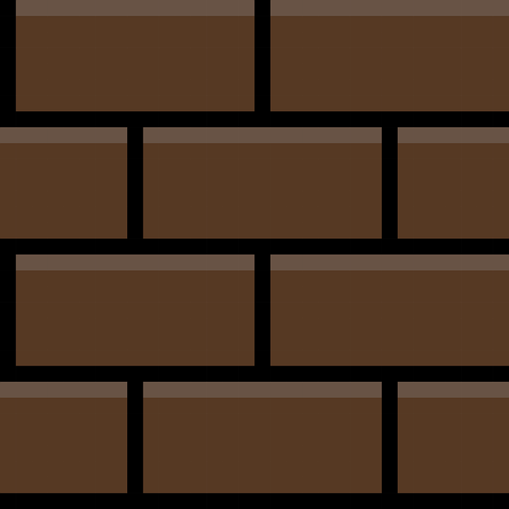 Pattern Super Mario Pixel Art Block Nintendo
