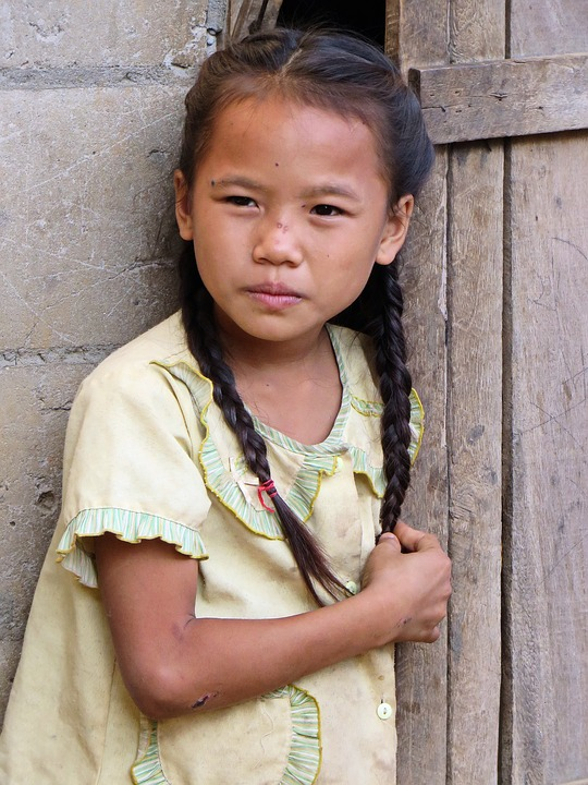 girl from laos