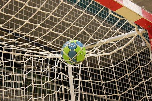 Ball Handball Formation Cible Hall Halgulv