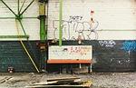 demolition, tear off, site