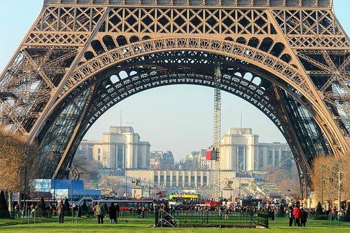 フランス, エッフェル塔, ルツアーエッフェル, パリ, 興味の場所