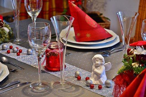 Indicazioni per il gran pranzo di Natale