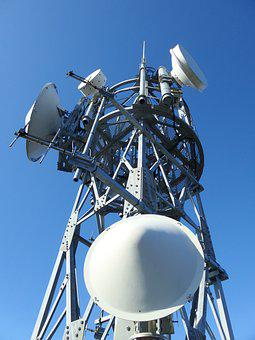 Antenna, Gsm, Mobile, Broadcast, Tower
