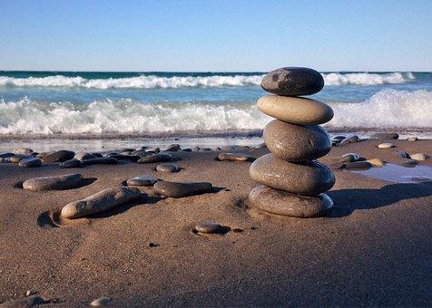 Roches, Empilés, L'Équilibre