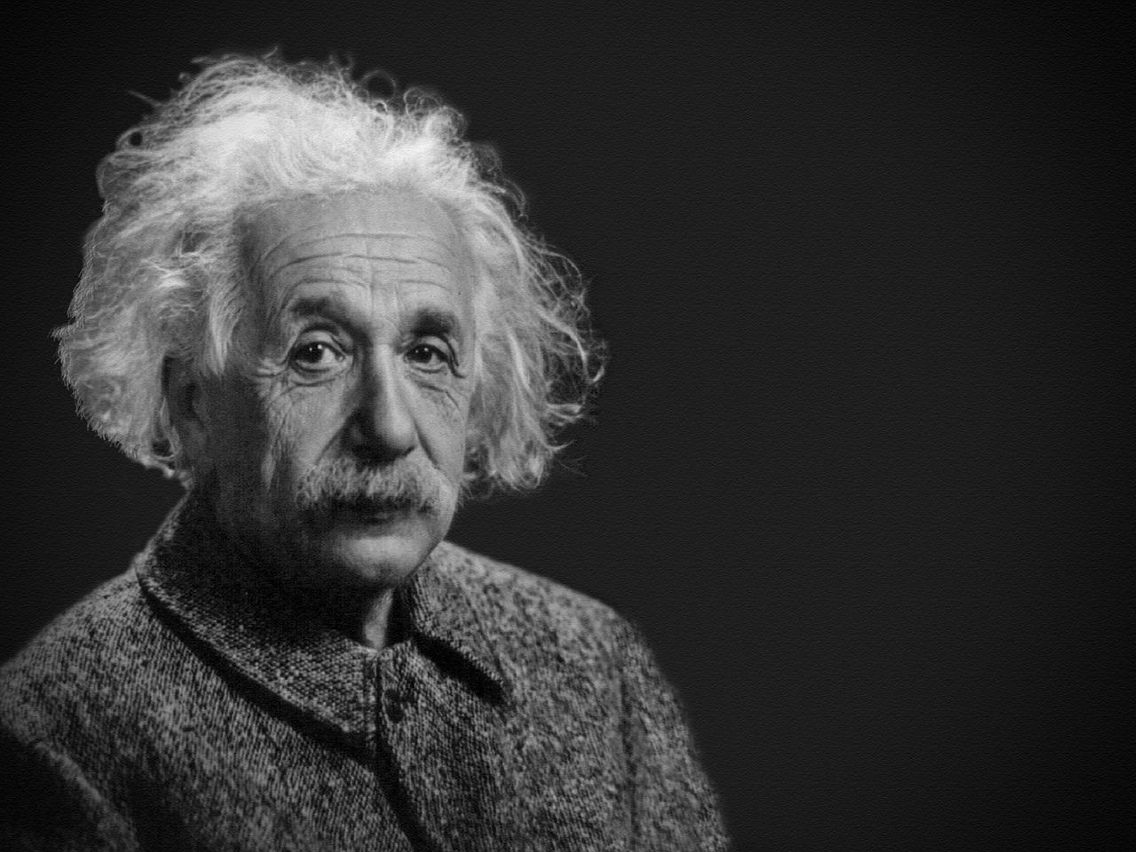 Albert Einstein Portrait - Free photo on Pixabay