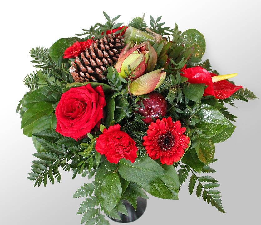 Bouquet Fleurs Roses Photo Gratuite Sur Pixabay