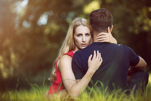 How Do I Cope With My Ex Dating Another Guy?-Romantic, Hug, Togetherness, Embrace