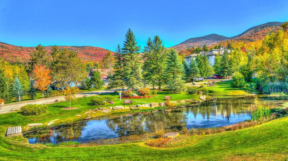 Vermont Stowe Foliage 183 Free Photo On Pixabay