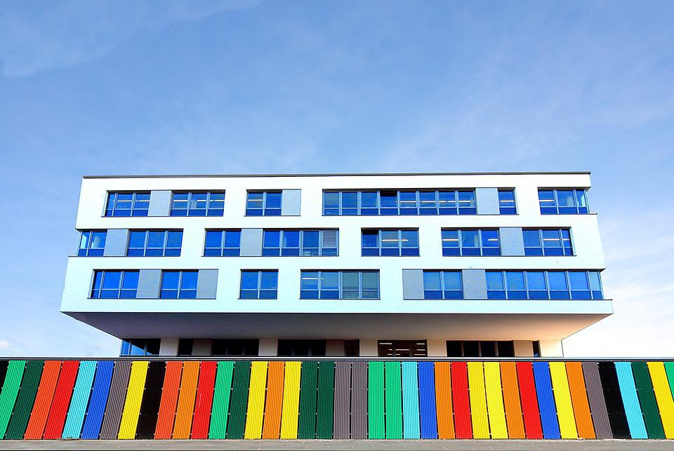 Building, Office Building, Architecture, Modern, Facade
