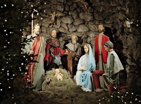 Szopka, Dominikanie, Boże Narodzenie