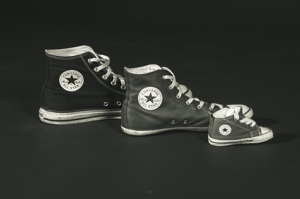 Converse Shoe Size Chart: Free photo: Converse Sneakers Chuck7S Shoes - Free Image on ,Chart