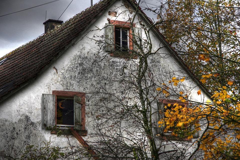 Huis oude verlaten · gratis foto op pixabay