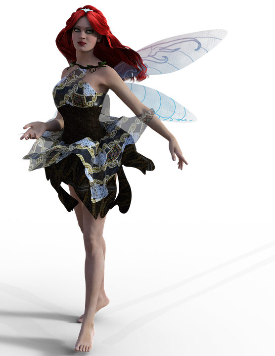 Fairy, Fae, Wings, Fantasy, Magic, Fairytale, Woman