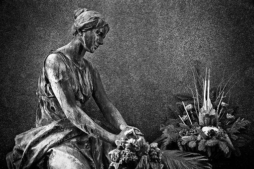 Grave, Cemitério, Tombstone, Luto, Idade