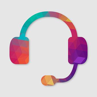 Headphones Headset Earphones Listening Cus
