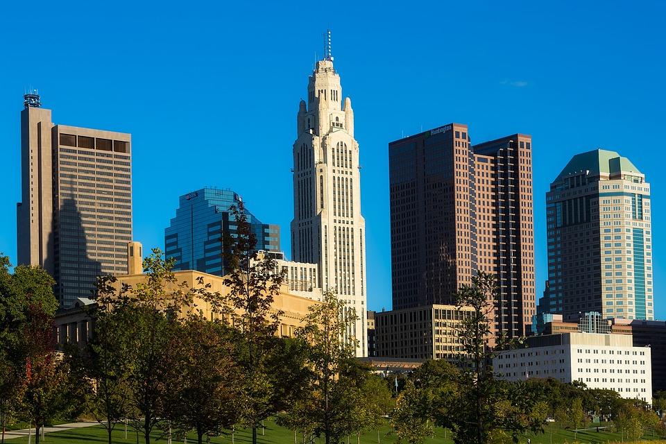 columbus ohio city free photo on pixabay