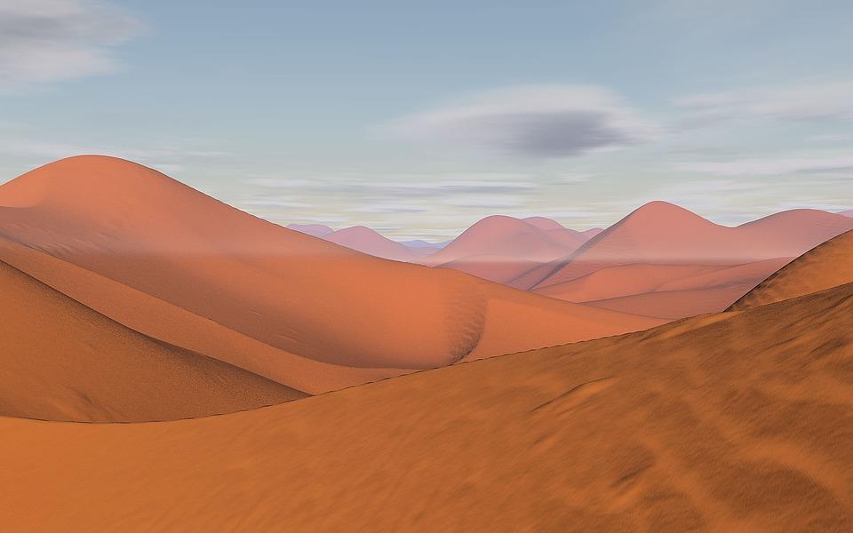 Môže byť Sahara ešte niekedy zelená? Kedysi bola domovom hrochov