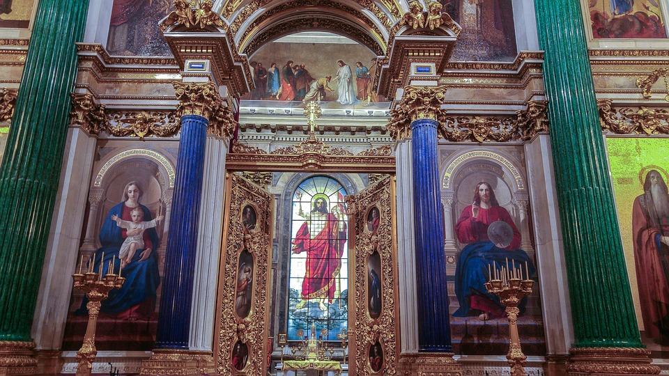 Αγία Πετρούπολη, Καθεδρικό Ναό, Άγιος Ισαάκ