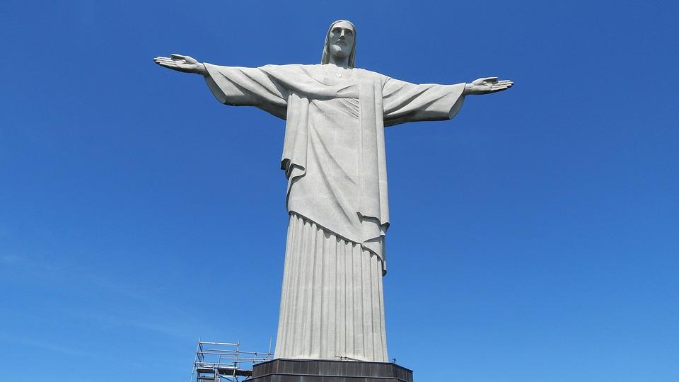 Krista Spasitele, Brazílie, Kristus, Víc, Vykupitele