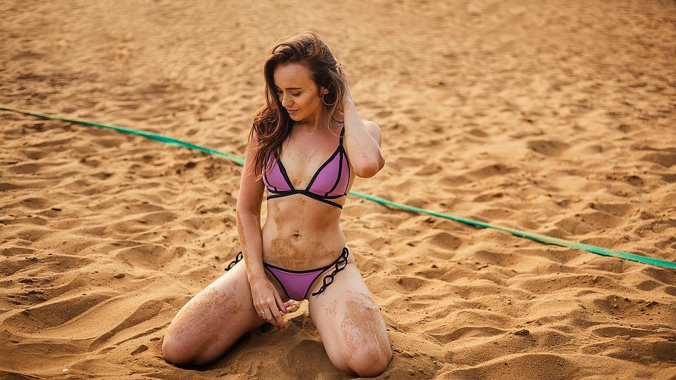 Nude on sand Nude Photos 92