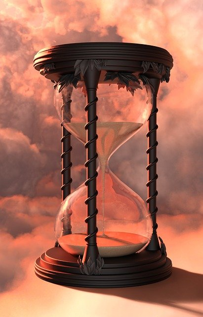 Free illustration: Hourglass, Time, Sand, Hour