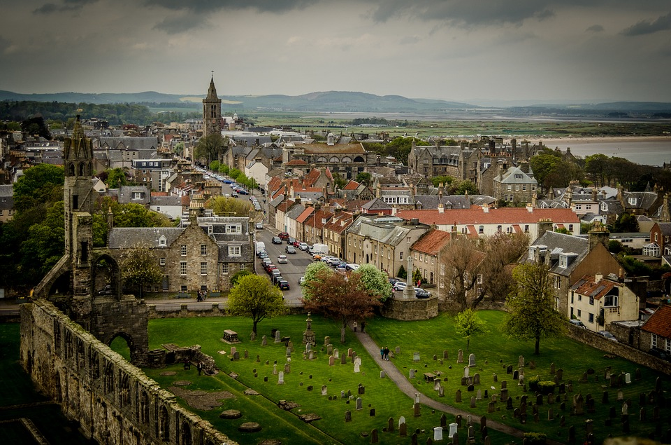 St Andrews, Scotland, United Kingdom, Tourism
