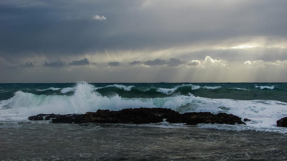 Seawater: Movement