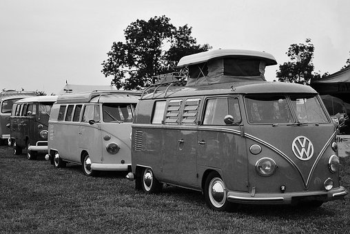 Vintage travel trailers naked girls
