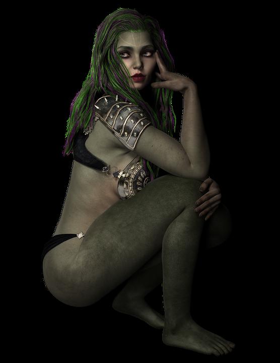große sexy nackte Frauen