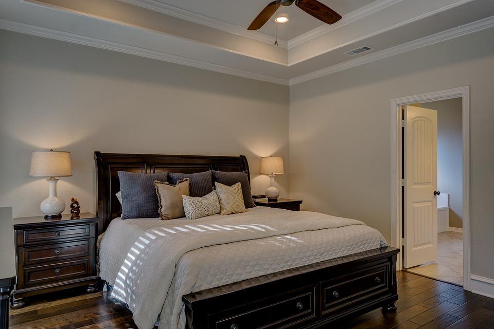 bedroom real estate interior · free photo on pixabay
