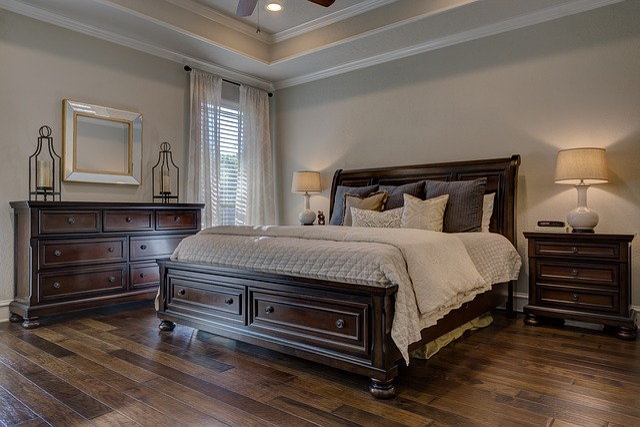 Log Bedroom Furniture