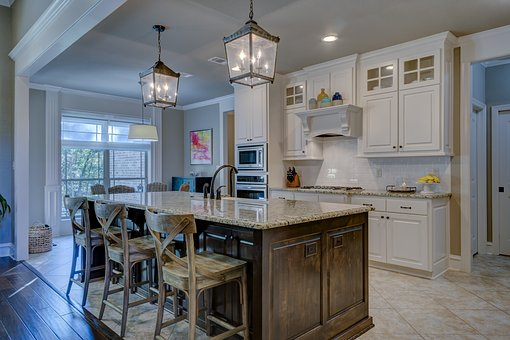Kitchen, Real Estate, Interior Design