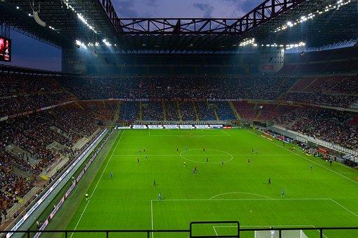 Giuseppe-Meazza-Stadion, San Siro