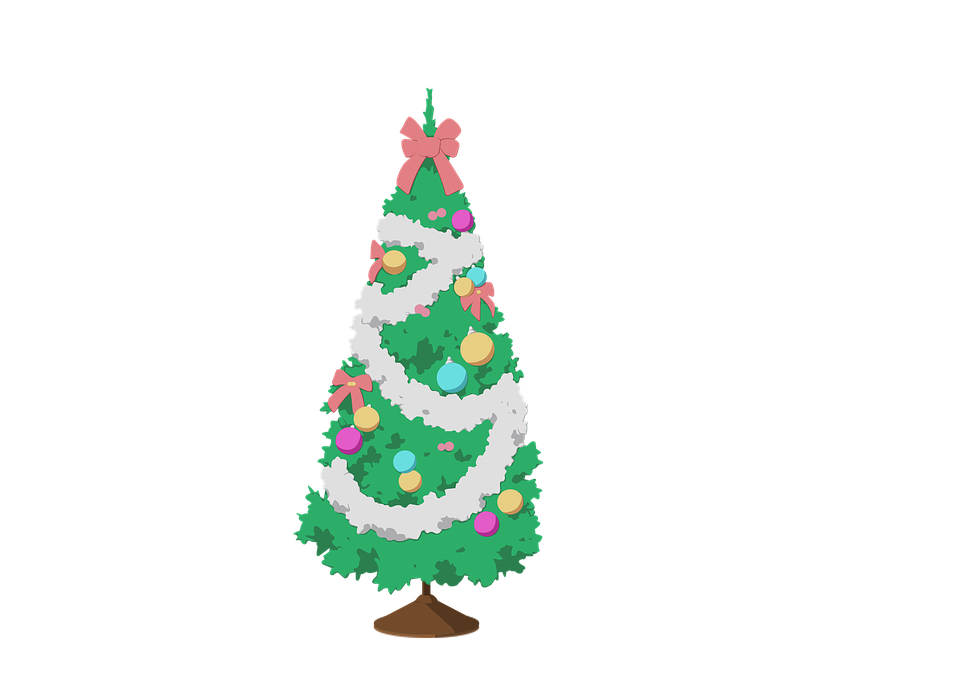 Beautiful Christmas Tree Png Clipart Clipart Christmas - Vintage Christmas  Tree Clip Art, Transparent Png - 1024x1291(#600072) - PngFind