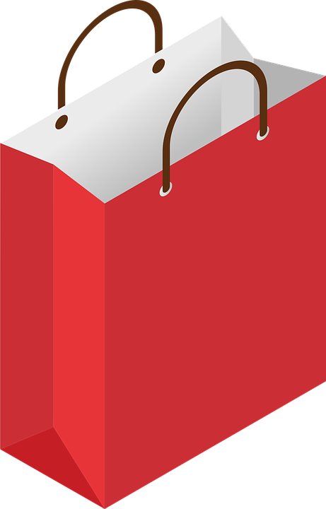 Free vector graphic: Christmas, Shopping Bag, Paper Bags - Free ...
