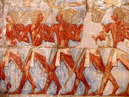 Deir El Bahari, Hatsepsut, Ägypten