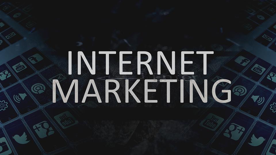 Digital Markedsføring, Internet Markedsføring