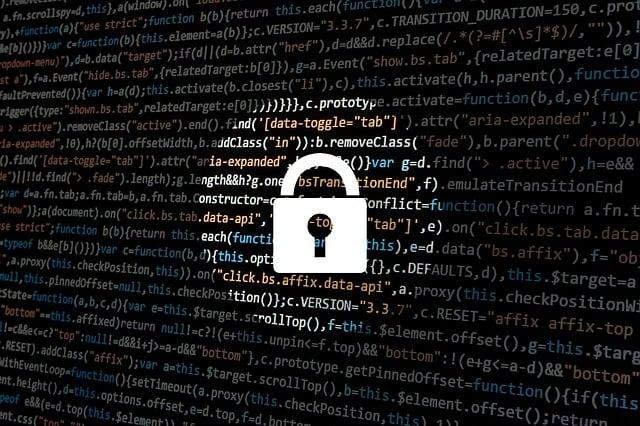 Sécurités des données sur les blogs