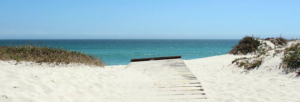 Ocean, Wydma, Wybrzeża Atlantyku