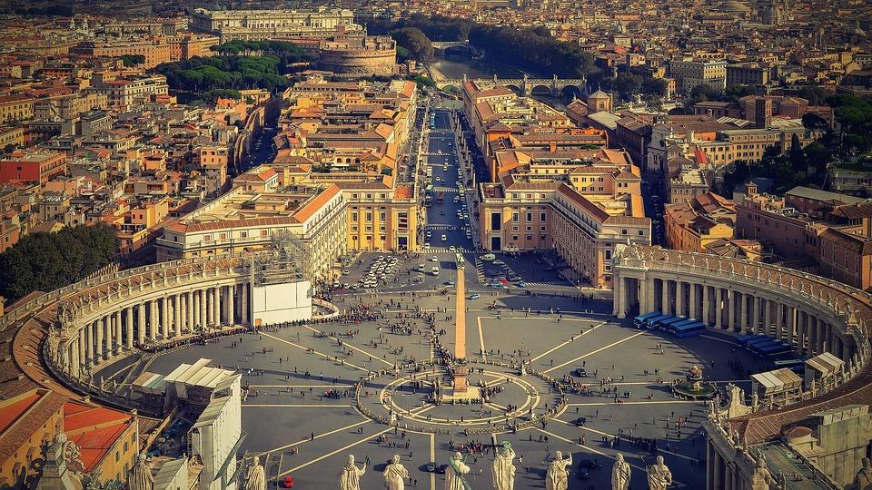 rom der vatikan italien kostenloses foto auf pixabay. Black Bedroom Furniture Sets. Home Design Ideas