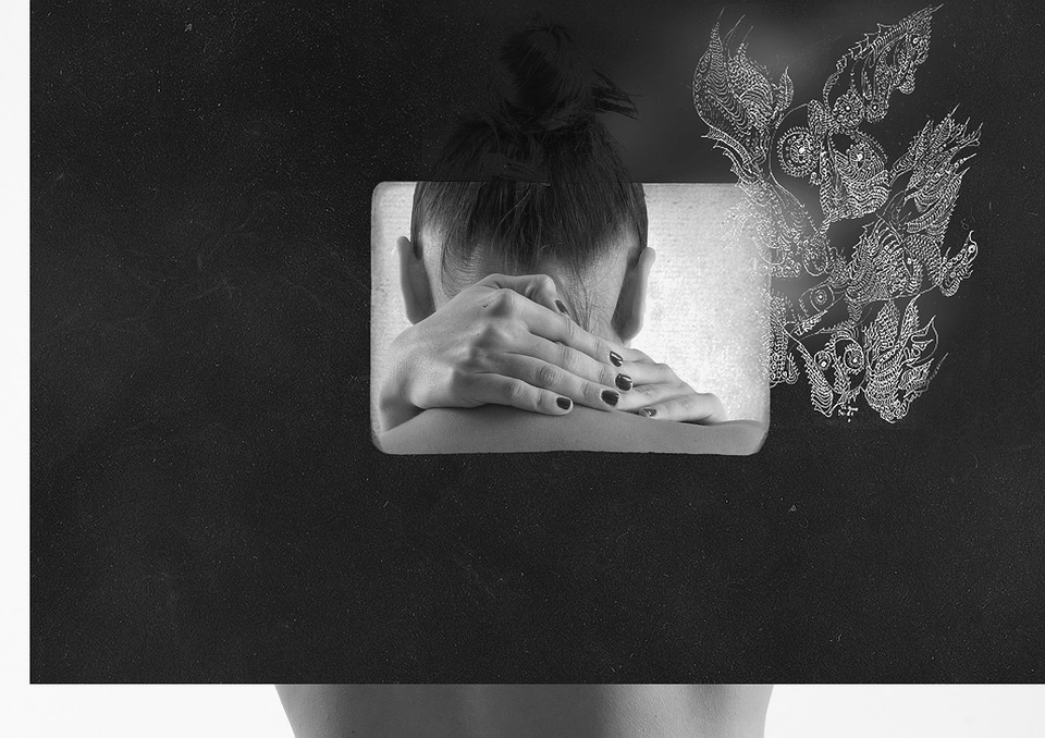 Mujer La Parte Posterior De · Imagen gratis en Pixabay